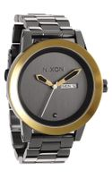 Nixon The Spur Bracelet Watch - Lyst