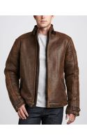 Ugg Refugio Shearling Jacket  - Lyst
