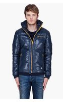 Diesel  Padded Hooded Weroxim Jacket - Lyst