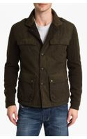 Scotch & Soda Military Jacket - Lyst