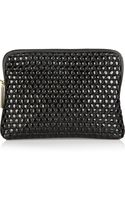 3.1 Phillip Lim 31 Minute Quilted Leather Clutch - Lyst