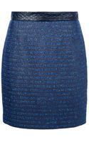 Proenza Schouler Slim Fit Skirt