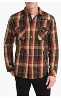 Public Opinion Plaid Twill Western Shirt - Lyst