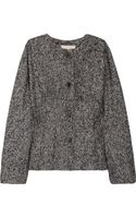 Vanessa Bruno Bouclé Wool-blend Jacket