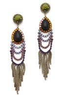 Dannijo Perrin Earrings - Lyst