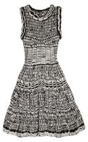 McQ by Alexander McQueen The Moulineknit Dress
