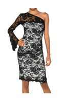 Emilio Pucci Viscose Lace Dress