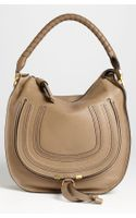 Chloé Medium Leather Hobo - Lyst
