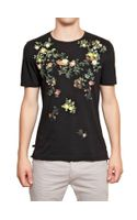 Vivienne Westwood For Lee Falling Rose Jersey Slim Fit T-shirt - Lyst