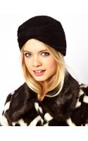 Asos Knitted Turban Hat