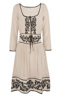 Alice By Temperley Embroidered Dress