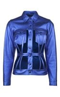 Jean Paul Gaultier Leather Jacket - Lyst
