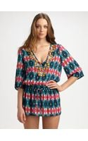 Milly Artola Coverup - Lyst