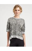 By Malene Birger Embellished Sequin Top - Lyst