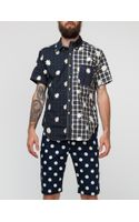 Mark Mcnairy Daisy Tartan Ss Db Fun Shirt