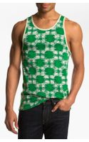 Marc By Marc Jacobs Sam Cheetah Print Tank Top