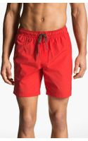 Victorinox Riptide Swim Trunks - Lyst
