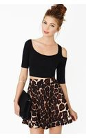 Nasty Gal Made To Stray Crop Top - Lyst