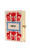 Olympia Le-Tan Heidi Cotton Book Clutch