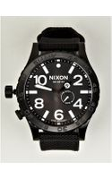 Nixon 5130 Tide All Black Wrist Watch