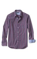 Banana Republic Soft Wash Three Tone Gingham Shirt - Lyst