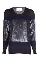3.1 Phillip Lim Sequined Pullover