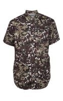 Staple Rev Pigeon Camo Shirt