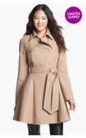 Ted Baker Wool Blend Wrap Coat