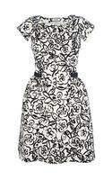 Moschino Cheap & Chic Floral Print Dress