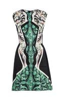 Peter Pilotto Printed Aline Dress - Lyst