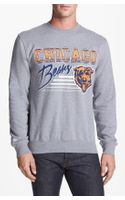 Mitchell & Ness Chicago Bears Sweatshirt - Lyst