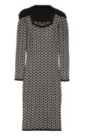 Roland Mouret Bentley Woolblend Dress