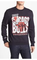 Mitchell & Ness Chicago Bulls Sweatshirt - Lyst