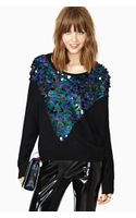 Nasty Gal Minkpink Glam Rock Sequin Knit