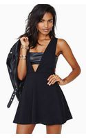 Nasty Gal Deep End Dress