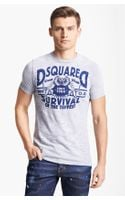 DSquared2 Survival Tshirt