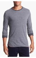 Alternative Feeder Stripe Long Sleeve Crewneck Tshirt - Lyst