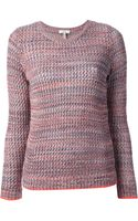 Joie Carlee Knit Sweater - Lyst