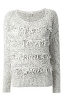 Joie Camille Knit Sweater - Lyst