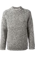 YMC Knitted Sweatshirt