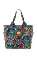 Marc By Marc Jacobs Pretty Nylon Maddy Botanical Tote Bag Multi - Lyst