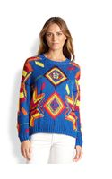 Ralph Lauren Blue Label Marcela Beacon Sweater - Lyst
