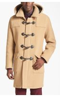 Brooks Brothers Duffle Coat - Lyst
