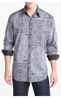 Robert Graham Ringtail Regular Fit Sport Shirt