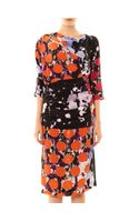 Vivienne Westwood Anglomania Shaman Asymmetric Draped Dress