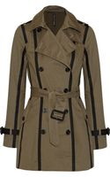 W118 By Walter Baker Annabelle Cotton Trench Coat