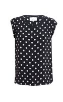 3.1 Phillip Lim Polka Dot Silk Blouse