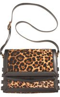 Christian Louboutin Ponyhair Farida Messenger Bag