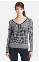 Diane Von Furstenberg Angel Wool Blend Sweater