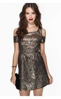 Nasty Gal Ladakh Metropolis Dress - Lyst
